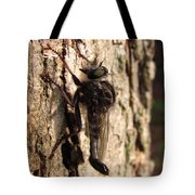 Club Tailed Robber Fly Tote Bag