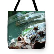 Cluster Of Leaves Tote Bag