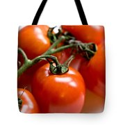 Cluster Of Tomatoes Tote Bag