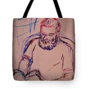 Clyde Stage One Tote Bag