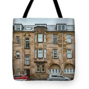 Clydebank Former Fire Station Building Tote Bag