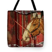 Clydesdale Ripped Tote Bag