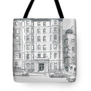 Co-op Building Tote Bag