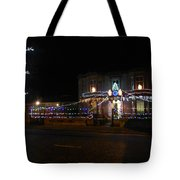 Co-op - The Front Elevation Tote Bag