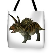 Coahuilaceratops Profile Tote Bag