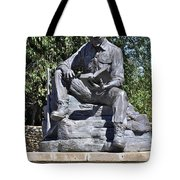 Coal Miner's Tribute  Tote Bag