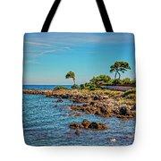 Coast At Antibes France Dsc02221 Tote Bag