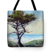 Coast Cypress Tote Bag