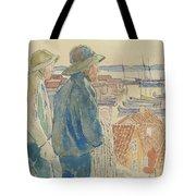 Coast Fishermen Tote Bag