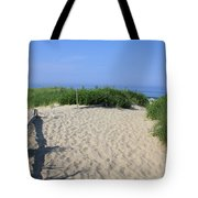 Coast Guard Beach Ccns Tote Bag