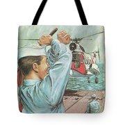Coast Guard Career Tote Bag