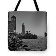 Coast Guard Station  Tote Bag