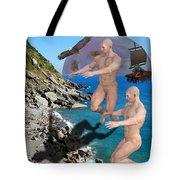 Coast Guards Tote Bag