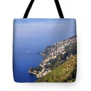 Coast Of Amalfi Tote Bag