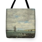 Coast Of Brittany Tote Bag
