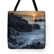 Coast Of Grace Tote Bag