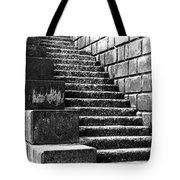 Coast - Sea Stairs Tote Bag