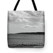 Coast - The Lonely Boat Tote Bag