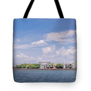 Coastal Area Of Charleston Tote Bag