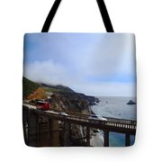 Coastal Beauty Tote Bag