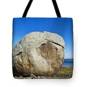 Coastal Boulder Tote Bag