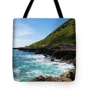 Coastal Drive Tote Bag