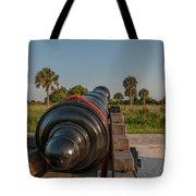 Coastal Fortification Tote Bag