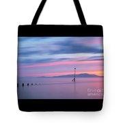 Coastal Kaleidoscope Tote Bag