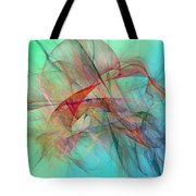 Coastal Kite Tote Bag