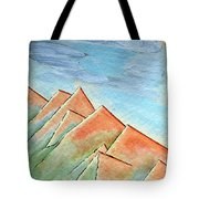 Coastal Range Tote Bag