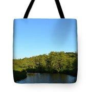 Coastal River Tote Bag