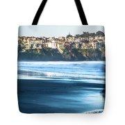 Coastal Scenes At Usa Pacific Coast Tote Bag