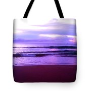 Coastal Sunrise 1 Tote Bag