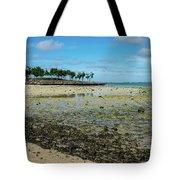 Coastal Textures Tote Bag
