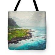 Coastal Views Tote Bag