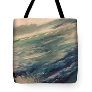 Coastal Waters Tote Bag by Gregory Dallum