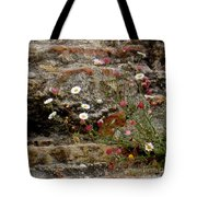 Coastal Wildflowers 1 Tote Bag