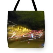 Coaster Of Lights Tote Bag