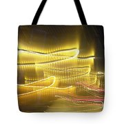 Coaster Of Lights Two Tote Bag