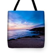 Coastline Tote Bag