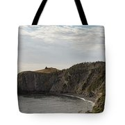 Coastline Of Skerwink Trail, Trinity, Newfoundland, Canada  Tote Bag