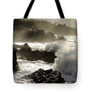 Coastline Oregon Tote Bag