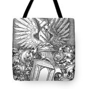 Coat Of Arms Of The House Of Dbcrer 1523 Tote Bag