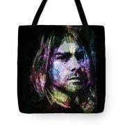 Cobain Tote Bag