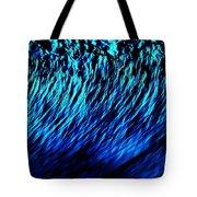 Cobalt Blues Tote Bag