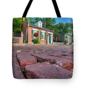 Cobble Stone Tote Bag