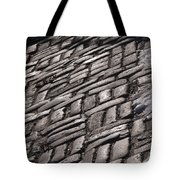 Cobble Stone Walk Tote Bag