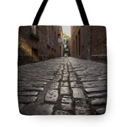 Cobbled Alley Tote Bag