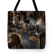 Cobbler's Shop Tote Bag