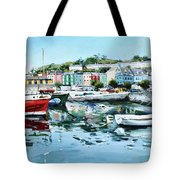 Cobh Harbour County Cork Tote Bag